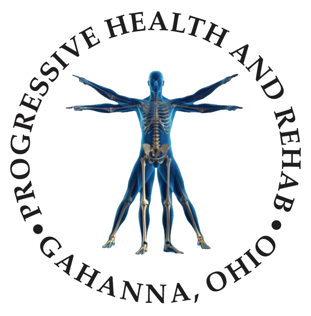 progressive health and rehab logo